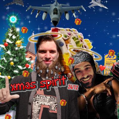 s03e10 Die sehr sakrale Weihnachtsendung wegen Jesu Geburtstag